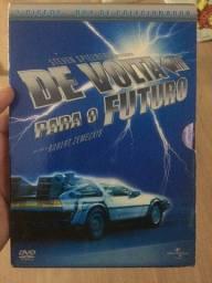 Box dvd - de volta para o futuro