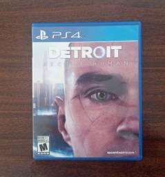 Jogo Detroit para ps4