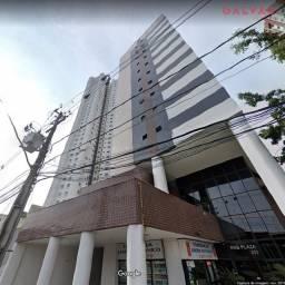 Apartamento à venda com 1 dormitórios em Cristo rei, Curitiba cod:43704