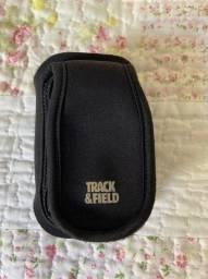 Porta Celular para braço - track and field