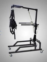 Guincho Para Deficientes - Andador Elétrico (stand Table)