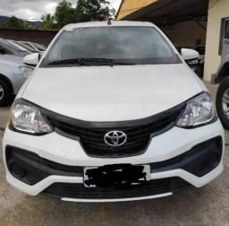 Toyota Etios 1.3 automático! Ano 2019