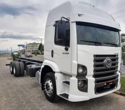 Volkswagen 24280 constellation ano 2013 truck