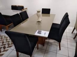 Sala de Jantar 6 lug. - Em 18x de R$ 159,90