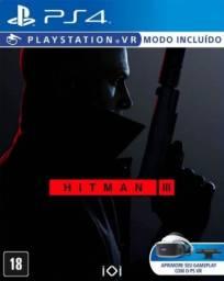 Jogo Hitman 3 para Ps4 e Xbox One