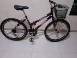 Bike caweli aro24, com cambio