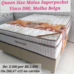 !!Queen size de Molas Ensacadas!!1