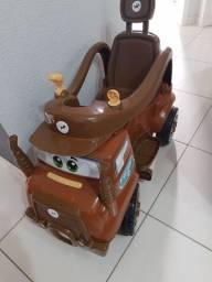 Brinquedo Passeio e Pedal Mk Truck Calesita
