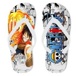Chinelo One Piece - Luffy