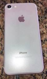 iPhone 7 128 gb prata