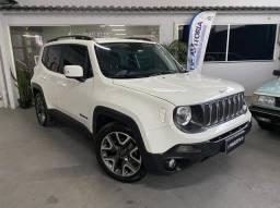 Título do anúncio: Jeep Renegade Longitude 1.8 Flex At Mod 2019 Km 34.000 Impecável Prestige Automóveis