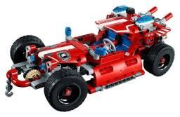 Lego Technic modelos 42075 e 42005