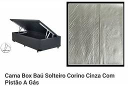 Cama box com baú preço baixo pra vender rápido.