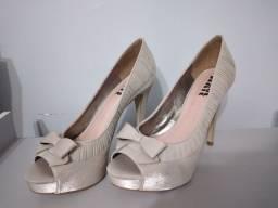 Sapato de festa da Azul Anil Tam. 39