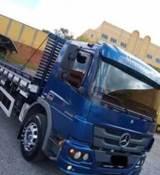 Caminhão 2426 azul