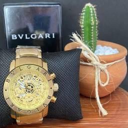 Relógio Bvlgari masculino