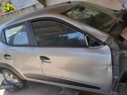 Renault kwid batido (sem leilão )