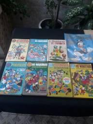 Antigos gibis 6 mas manual de carioca e revista de 50 anos  Colecionavel do Pato DONALD