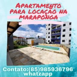 RT-Apartamento para Locação na Maraponga...