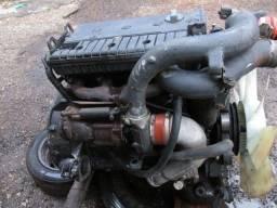motor eletronico para mercedes benz mb completo 1621