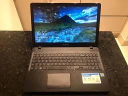 Notebook Samsung 15,6? - Usado