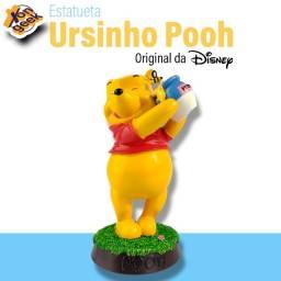 Estatueta Ursinho Pooh Pote de Mel - Licenciado Disney | Cillie