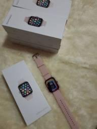 Smartwatch P8 Plus (y20) Rosa (Grátis Pelicula)