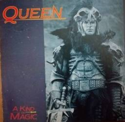 LP Vinil Queen - A kind of magic - (From the film Highlander)