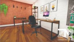 Cadeira Executiva Giratória (Nova)