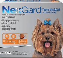 Nexgarde - Todos os pesos em promoção
