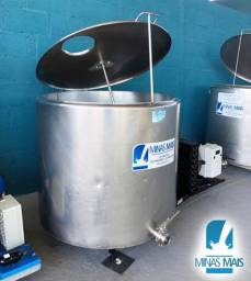 Resfriador de leite 500 lts totalmente revisado a pronta entrega