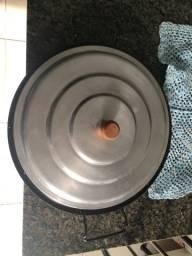Disco de arado com tampa