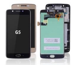 Display Tela Moto G5 Xt1672