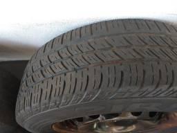4 pneus e carlotas