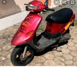 Moto sundonw 50 cc
