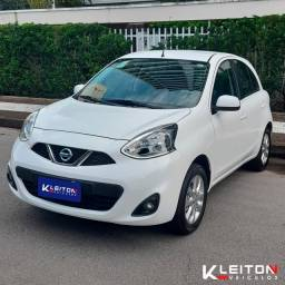 Nissan March - 1.6 SV  - 2020