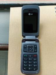 Celular Antigo LG KP210