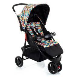 Carrinho de bebê Voyage Delta Colorido - 0 a 15kg