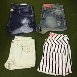 4 shorts 36