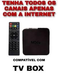 Busco parceria com distribuidora de tv box