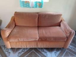 Sofá-cama (Olhem a descrição)
