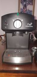 Máquina de café expresso Electrolux