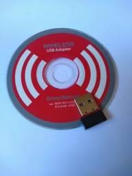 Adaptador Receptor wifi Wireless Usb 802.11n 900mbsp