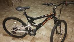 Bicicleta Houston aro 26 nova com NF