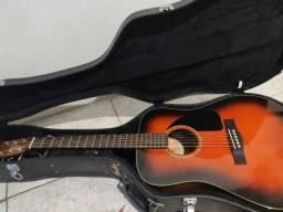violão fender - original - com case  - pra vender logo