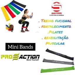 Mini Bands para treino fucional