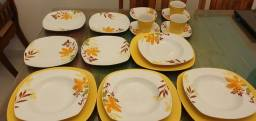 Jogo de Jantar 19 peças- Porcelana