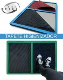 Tapete Higienizador + 1 kit reserva refil