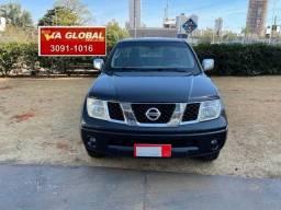Nissan Frontier 2.5 SEL 2007/2008 Diesel 4X4 Automático. Couro.