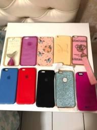 Vendo 10 capinhas iphone 6 plus por 100,00!